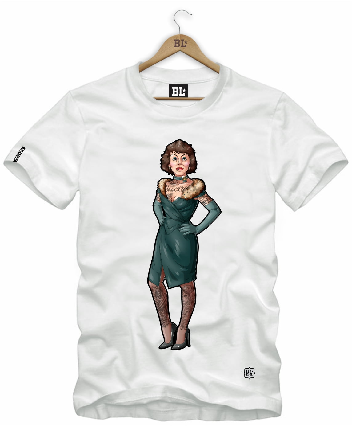 CAMISETA POLLY P AO GG5
