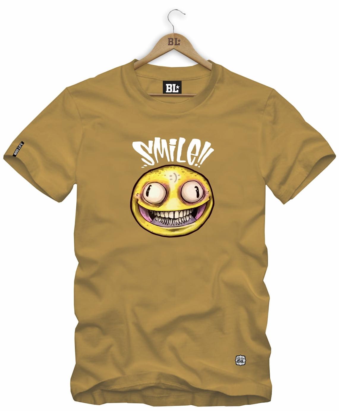 CAMISETA SMILE P AO GG4