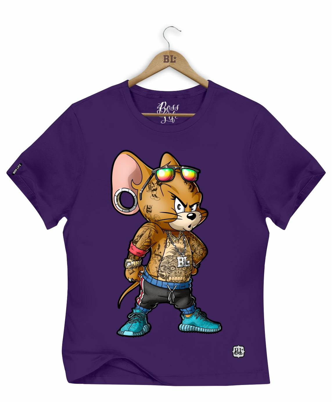 CAMISETA BABY LOOK JERRY