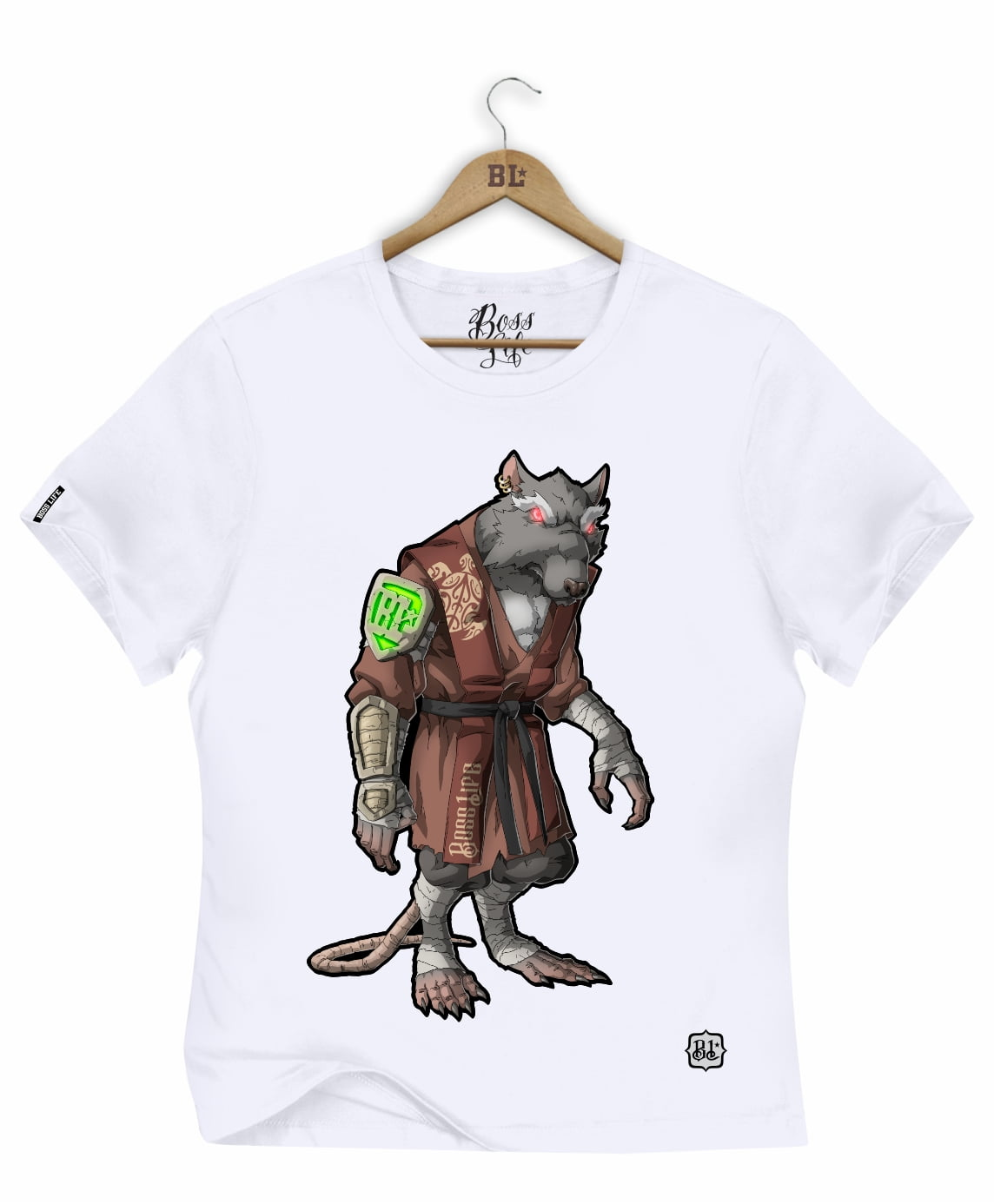 CAMISETA BABY LOOK SPLINTER