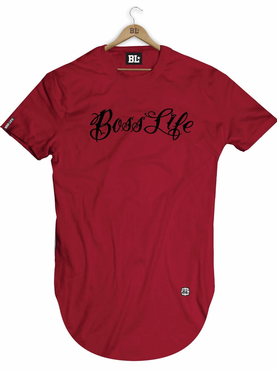 Camiseta Longline BL