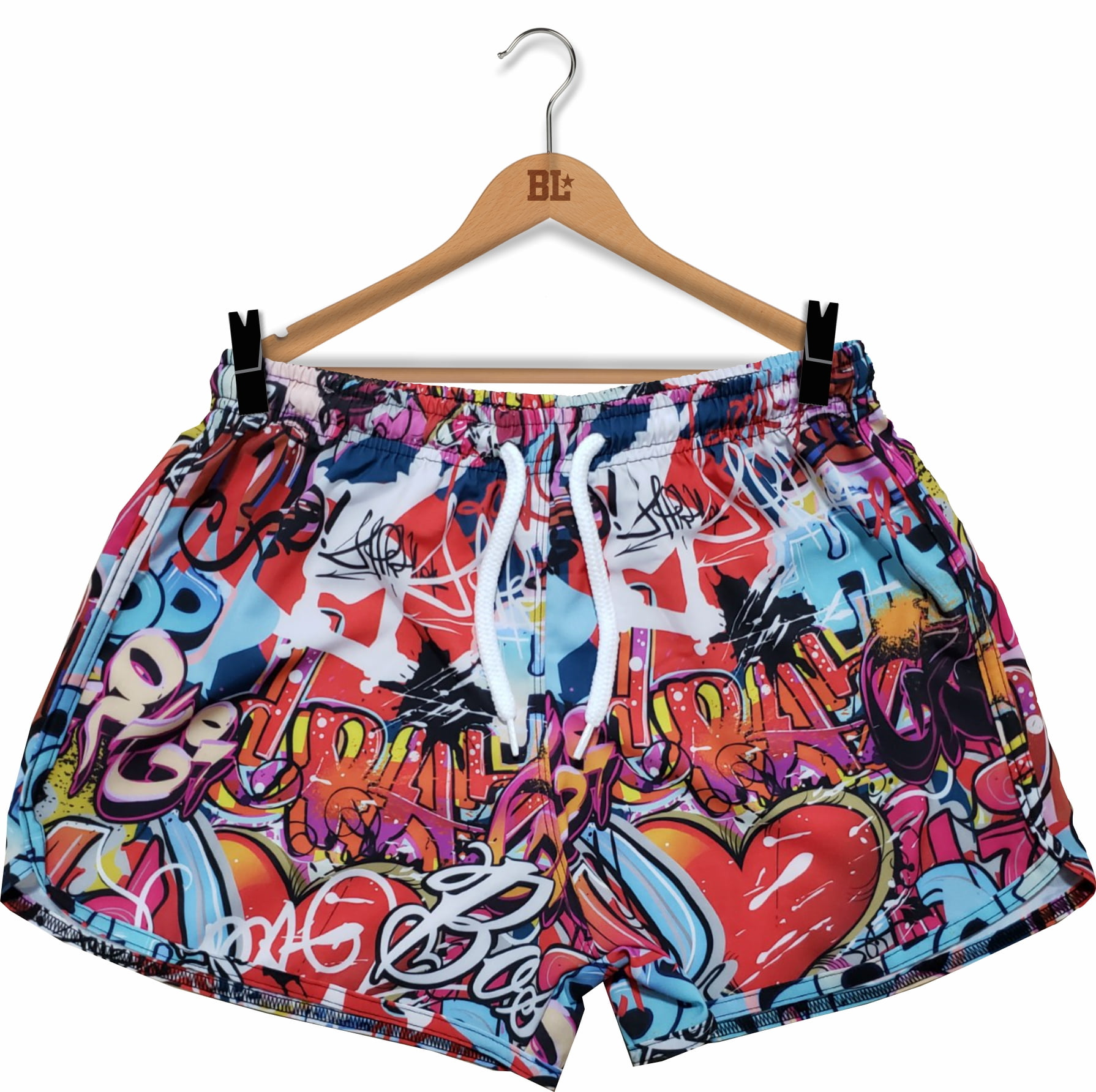 SWIM SHORT FEMININO BOSSLIFE