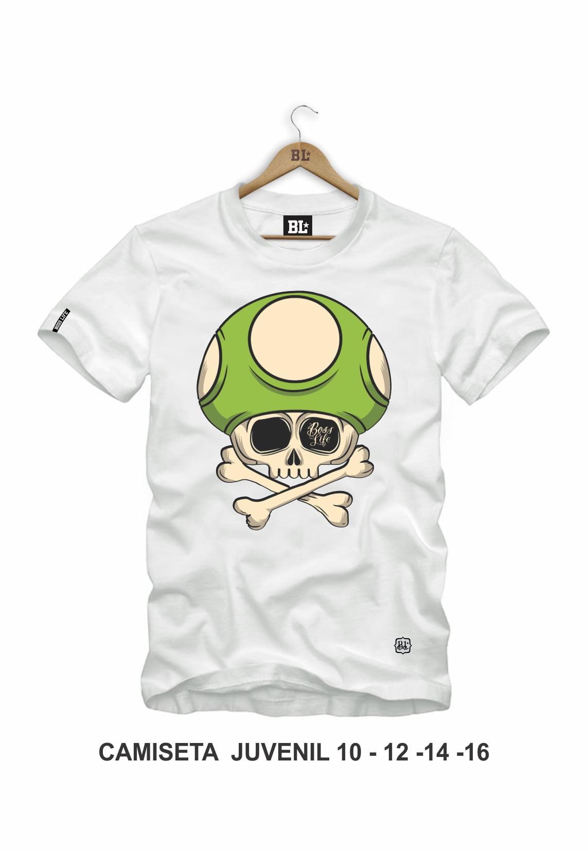 Camiseta Juvenil Toad