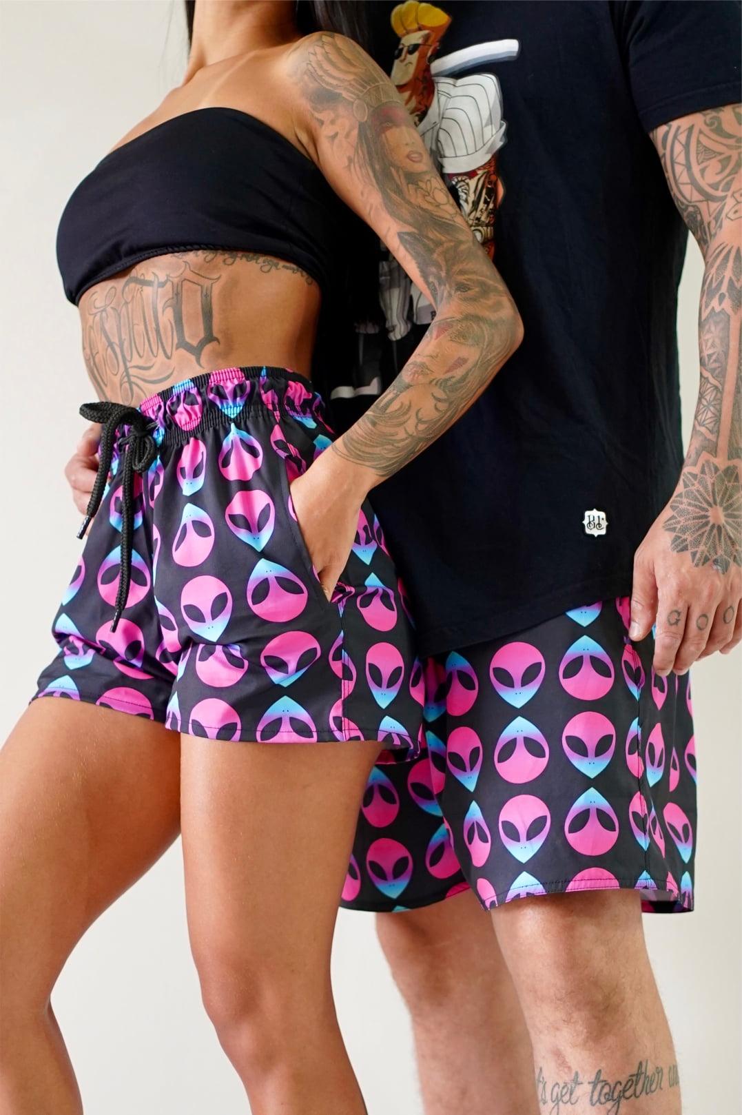 Swim Short Kit casal ET 2