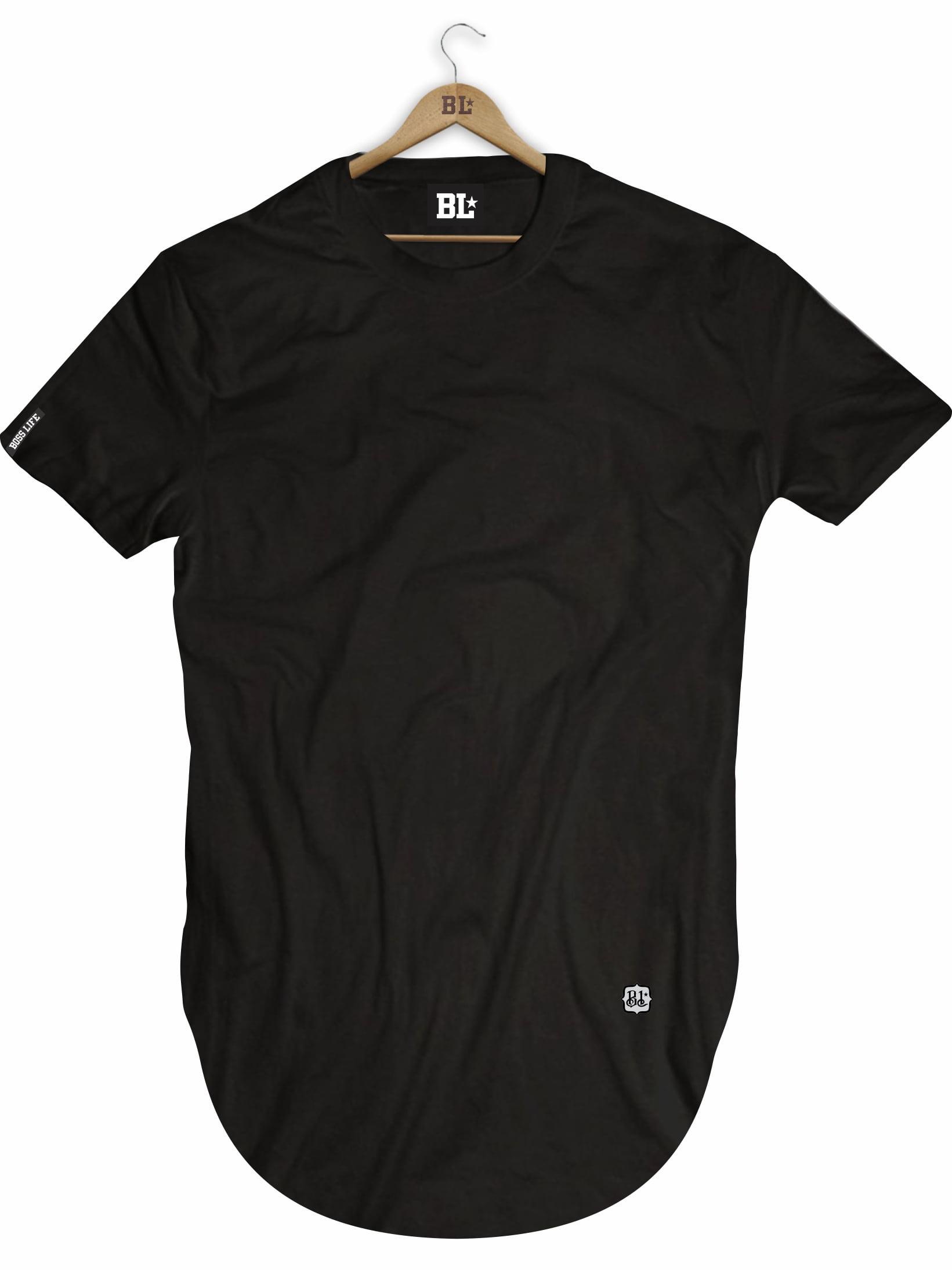 Camiseta Longline Básica