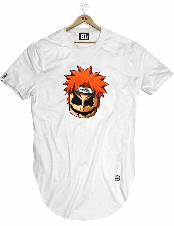 Camiseta Longline Naruto