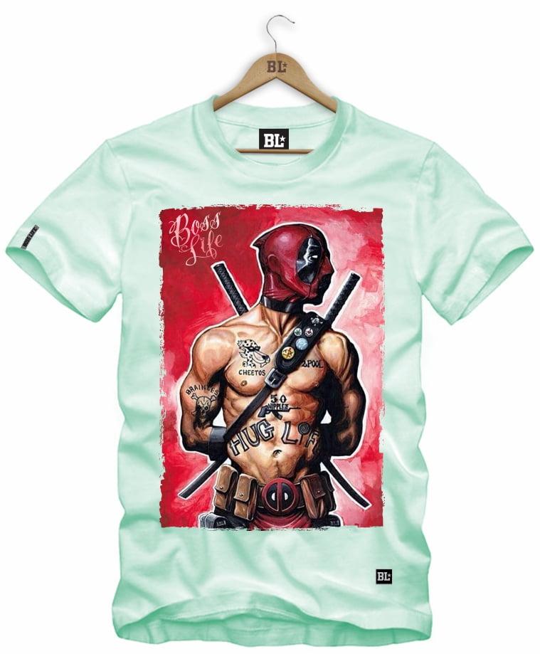 Camiseta DPool P ao GG4