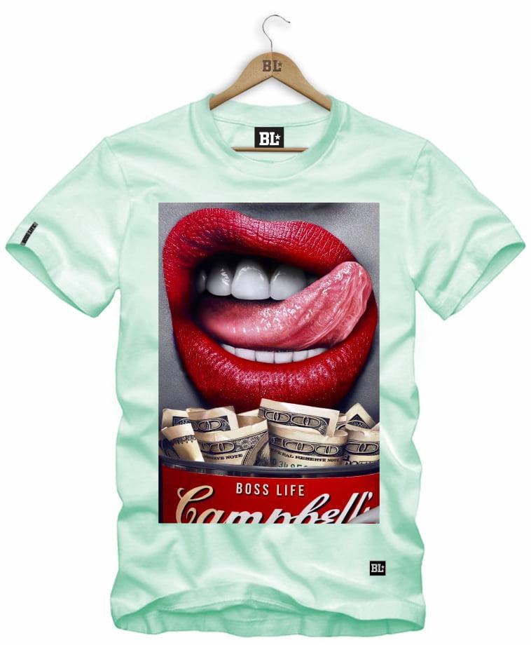 Camiseta  Lips P ao GG4
