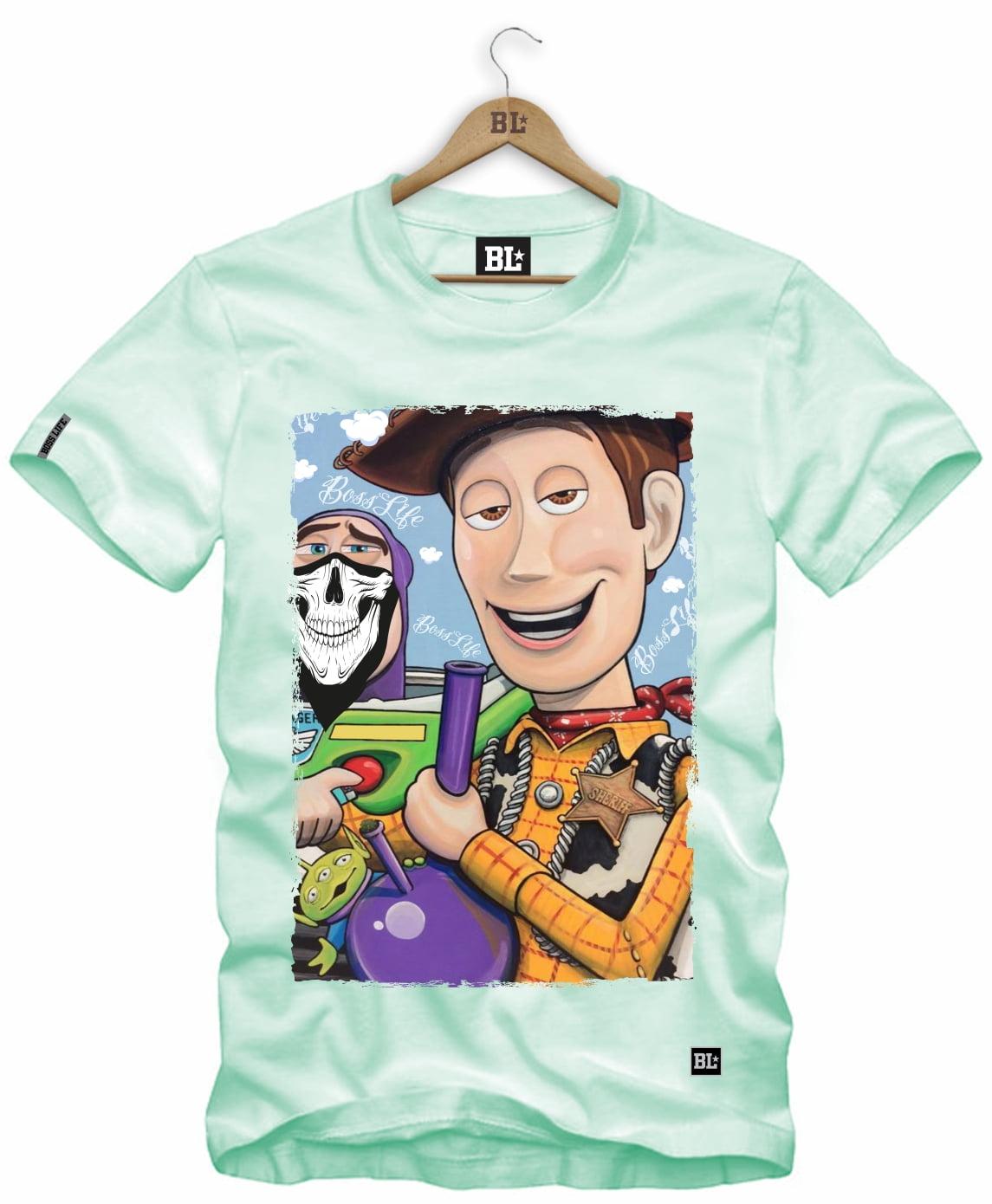 Camiseta Toy P ao GG5