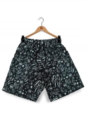 Swim Shorts BL BLACK