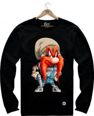 Camiseta Manga Longa Eufrazino