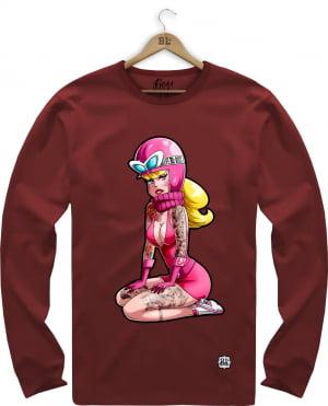 Camiseta Manga Longa Penelope