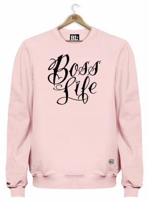 Blusão Moletom Boss Life