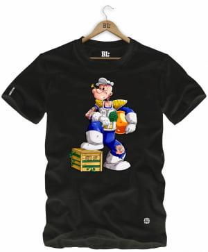 Camiseta Popeye Vegeta P ao GG5