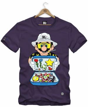 Camiseta  Mario Boss P ao GG5