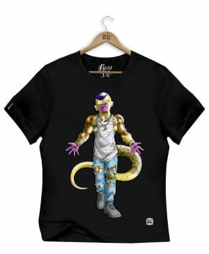 CAMISETA BABY LOOK FREEZA