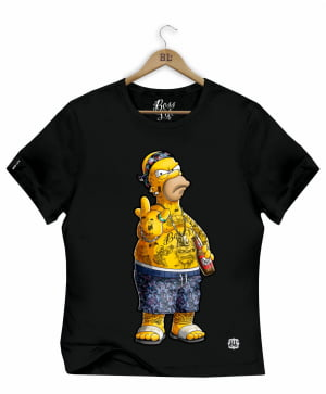 CAMISETA BABY LOOK HOMMER 2