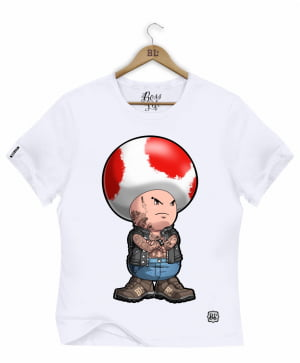 CAMISETA BABY LOOK TOAD 2
