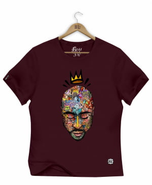 CAMISETA BABY LOOK 2PAC