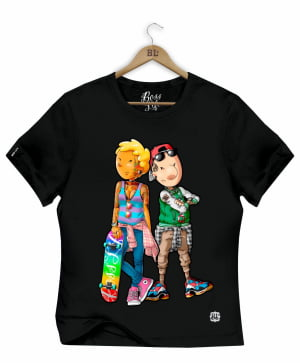 CAMISETA BABY LOOK PATY DOUG