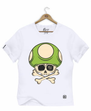CAMISETA BABY LOOK TOAD