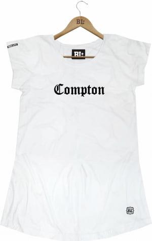 Camiseta Feminina Long Compton