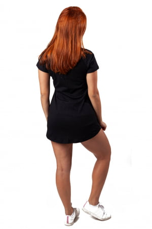 Camiseta Feminina Long Marilin CF1009