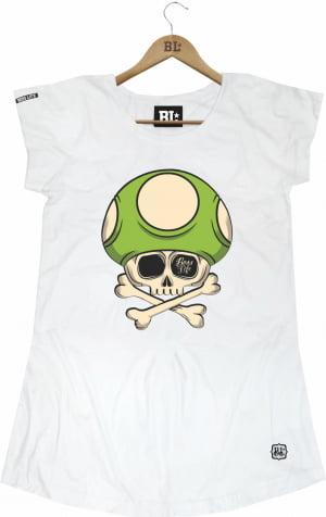 Camiseta Feminina Long Toad Bad