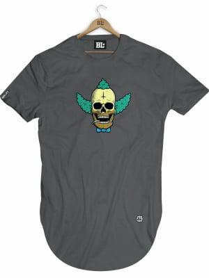 Camiseta Longline Krusty