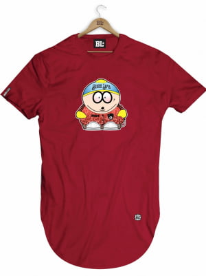 Camiseta Longline South