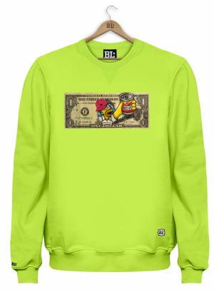 Blusão Moletom Homer Dollar
