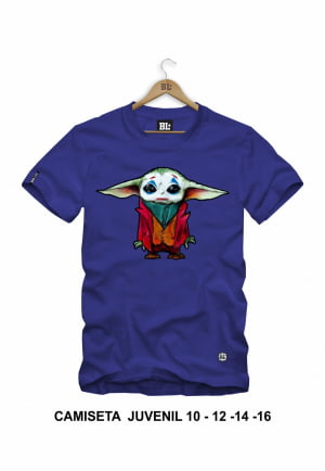 Camiseta Juvenil Baby
