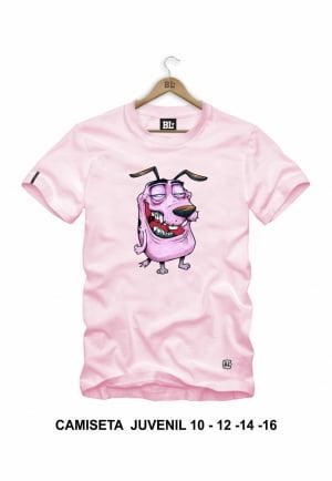 Camiseta Juvenil Dog Boss