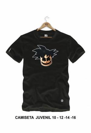 Camiseta Juvenil Poker Face