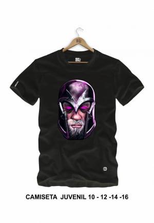Camiseta Juvenil Iron
