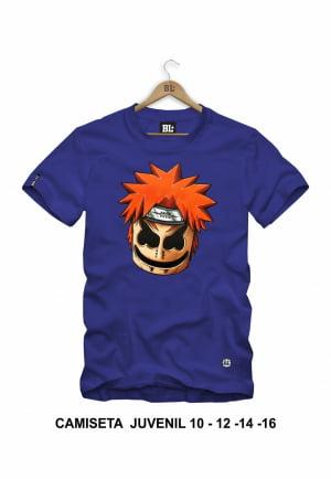 Camiseta Juvenil Naruto