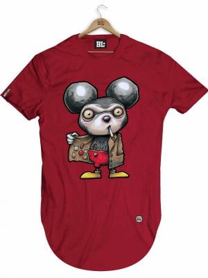 Camiseta Longline Dealer