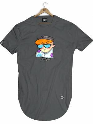 Camiseta Longline Dexter