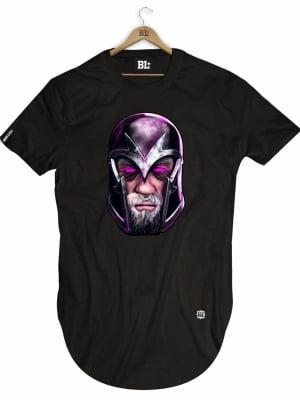 Camiseta Longline Iron