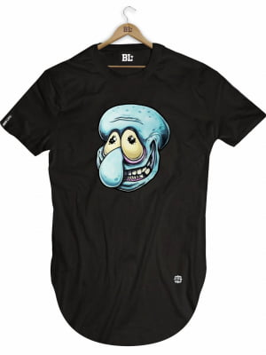 Camiseta Longline Molusco