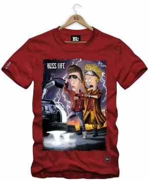 Camiseta Masculina Estampada Beavis NC0042