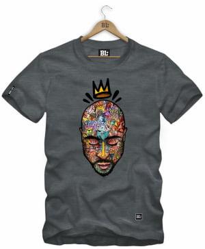 Camiseta 2pac P ao GG4
