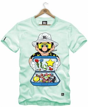 Camiseta  Mario Boss P ao GG4