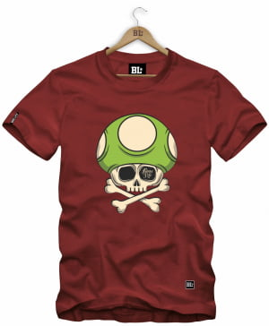 Camiseta Toad Bad P ao GG4