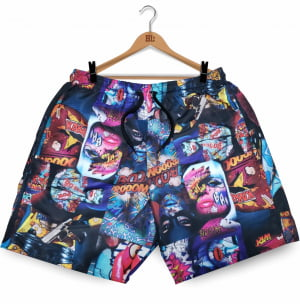 SWIM SHORT HQ BL2003