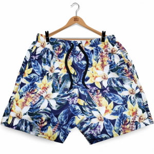 SWIM SHORT TROPICAL BL2005