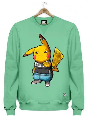 Blusão Moletom Pikachu